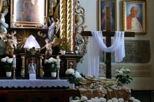 Liturgia Męki Pańskiej i Wigilia Paschalna